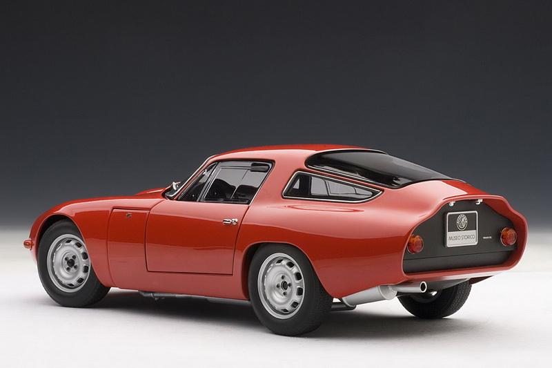 Alfa Romeo Giulia TZ1